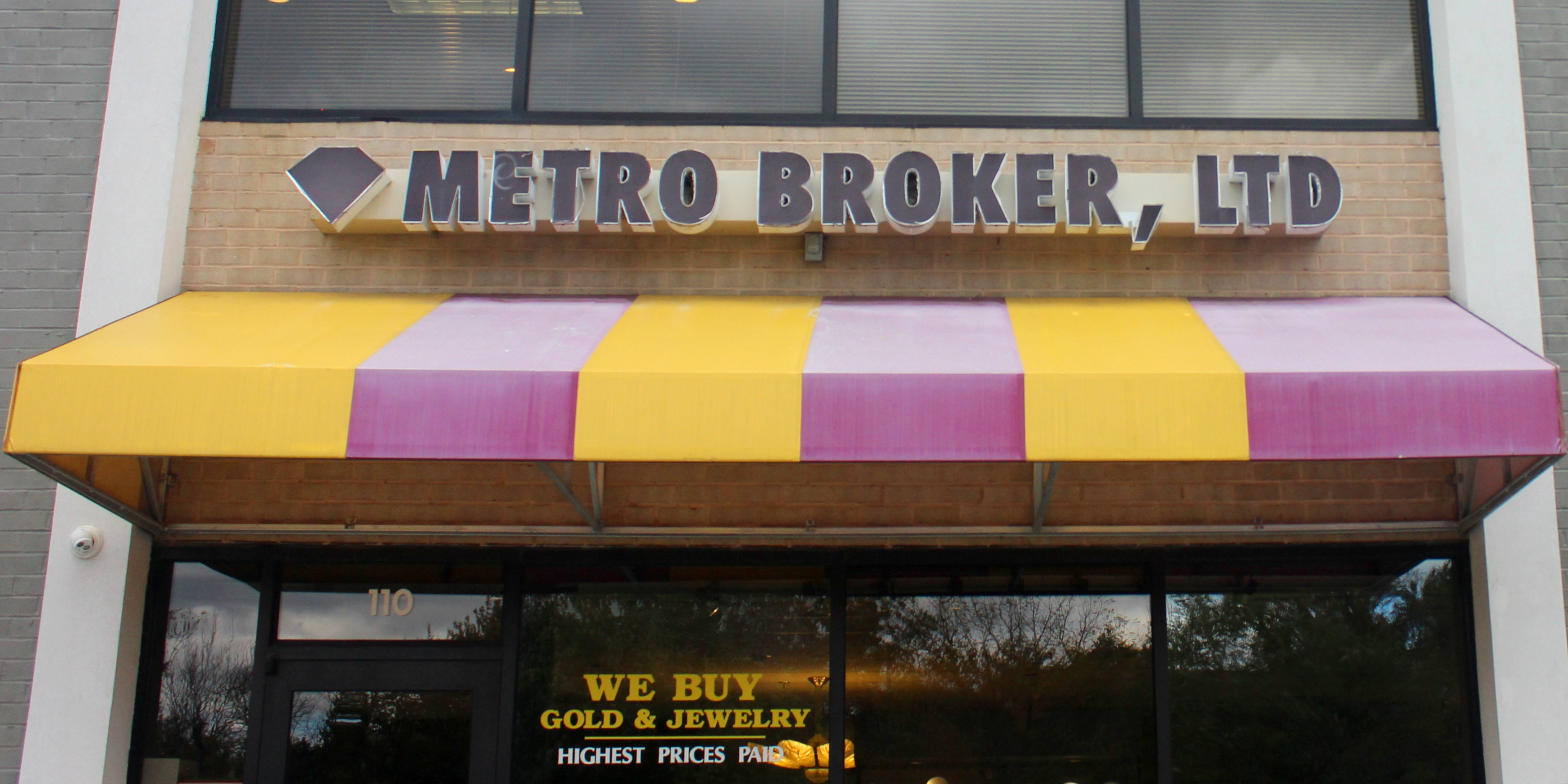 Metro Broker Jewelers Ltd.